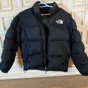 Size medium The North Face 700 goose coat